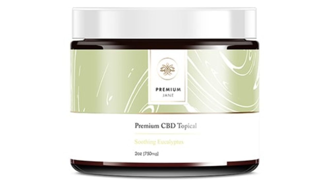 Premium Jane 20% Off CBD Salve Coupon