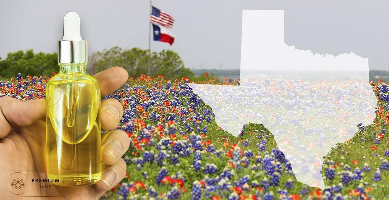 cbd oil texas