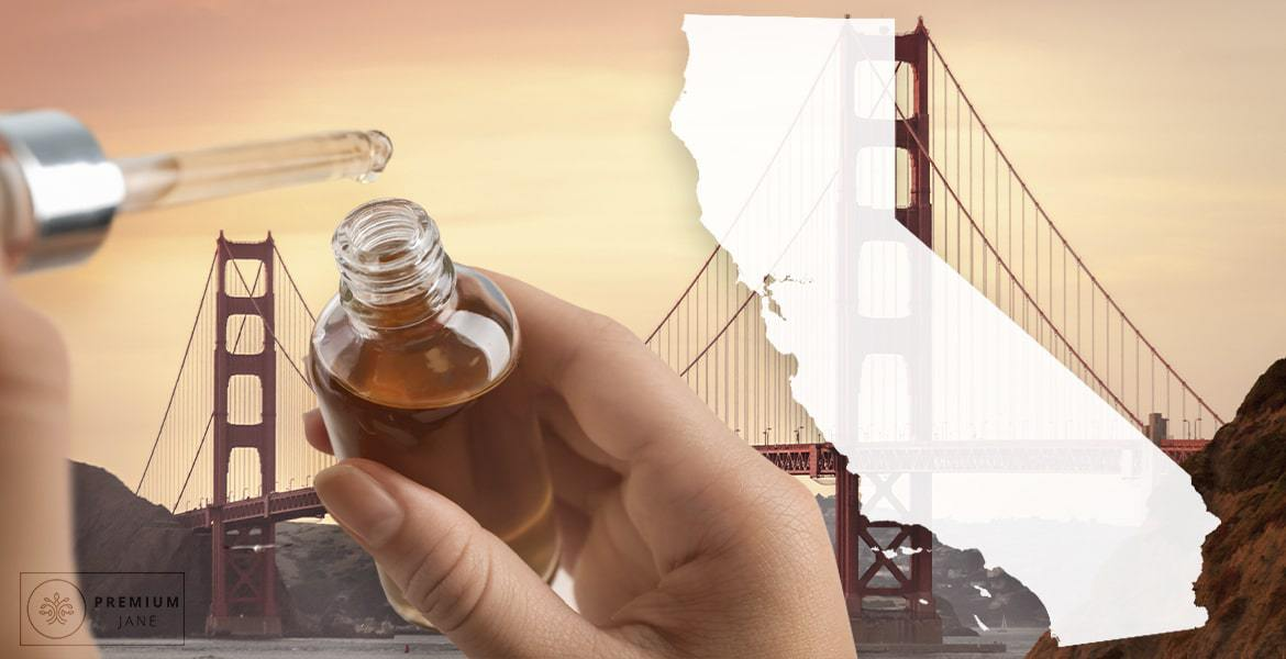 California: Is CBD Oil Legal There?